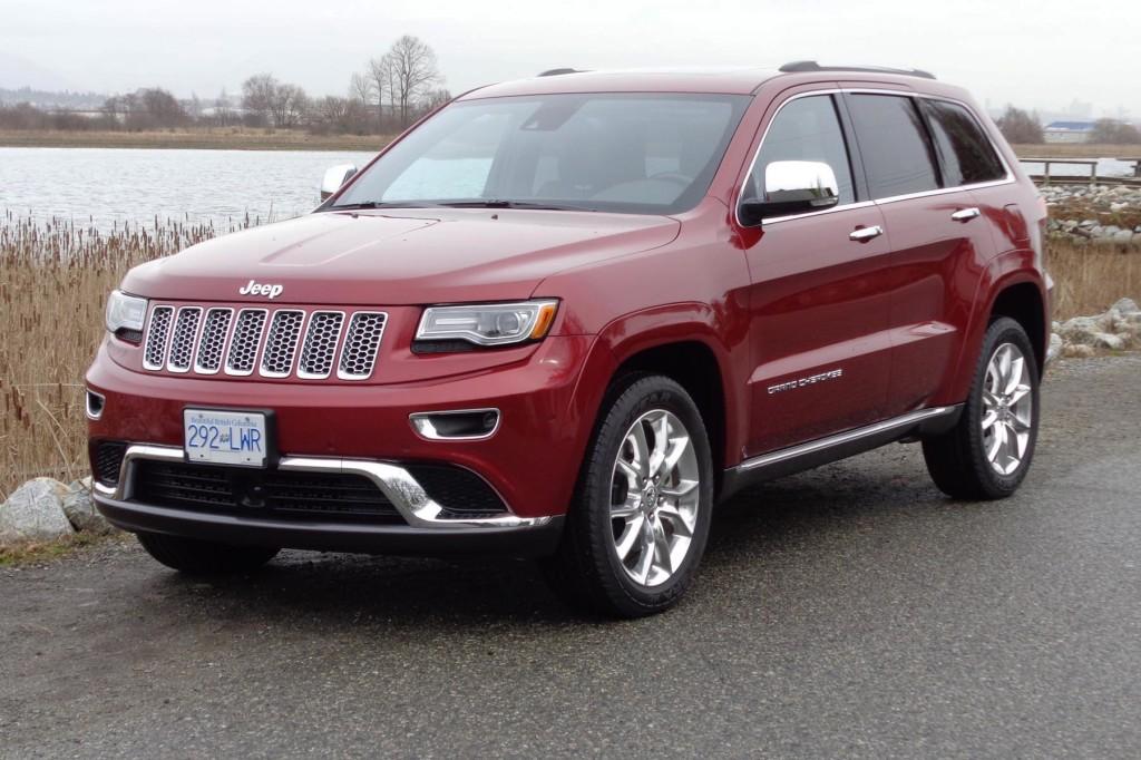 2014 Jeep Grand Cherokee Summit 4x4 Ecodiesel