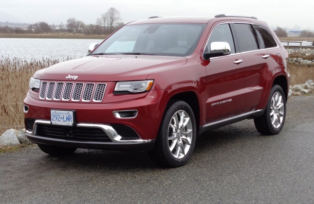 Used Vehicle Review: Jeep Grand Cherokee, 2011-2016 - Autos ca