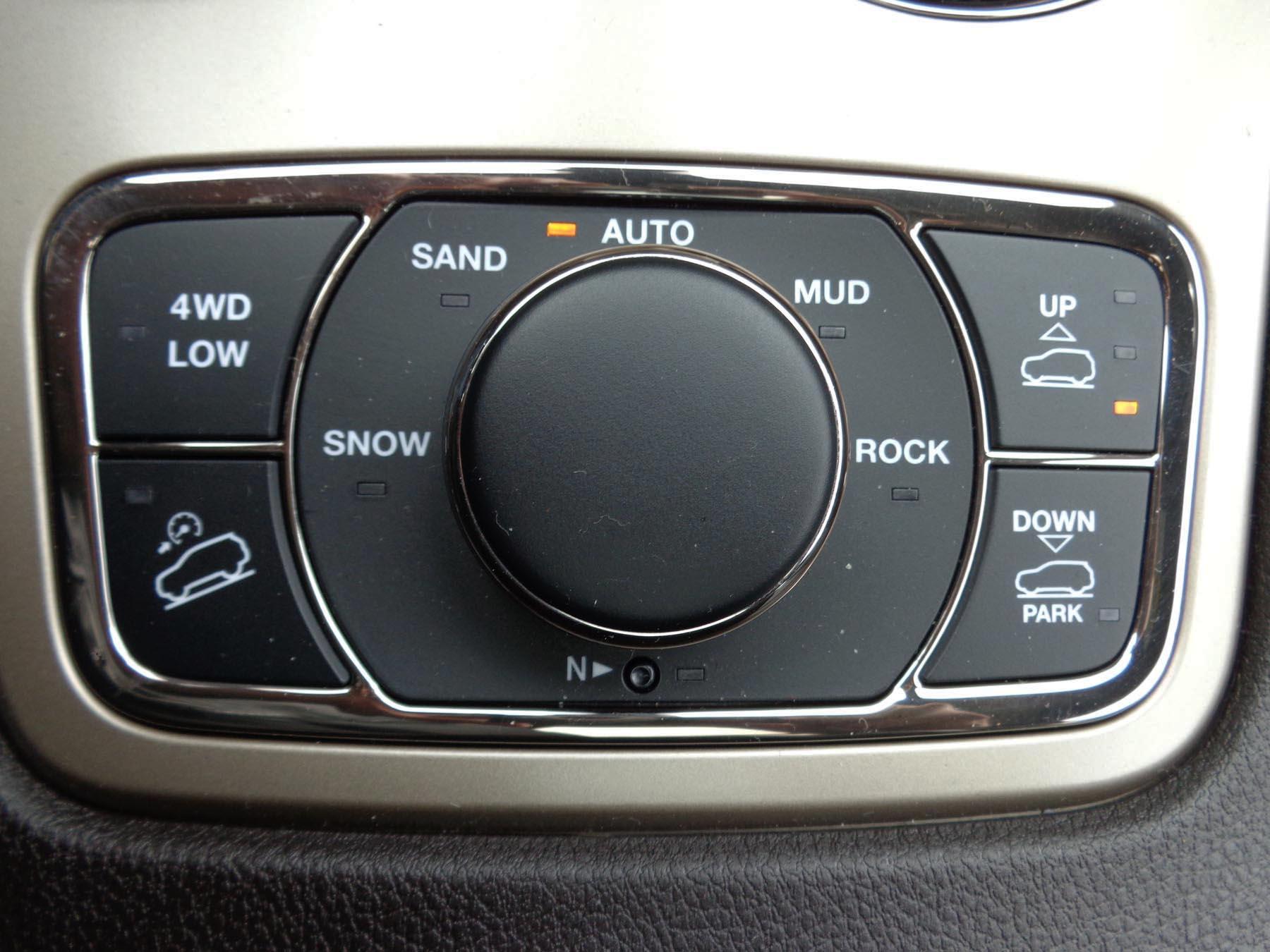 drive mode selector