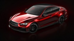 Infiniti Announces Q50 Eau Rouge Power Rating – 560 hp! general news auto shows auto news 2014 geneva auto show 2014 auto shows