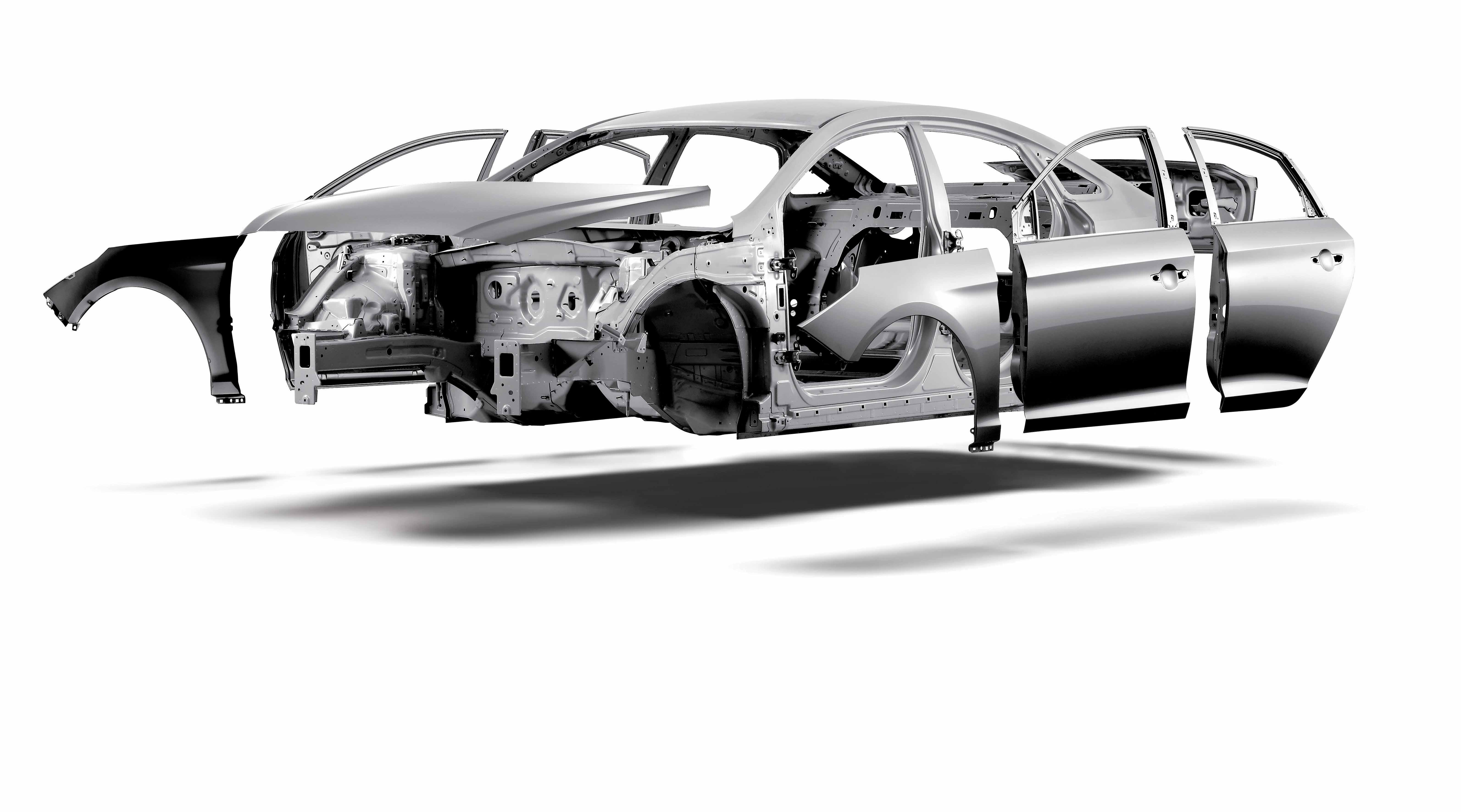 Prächtig Sonata Body in white - Autos.ca #AB_65