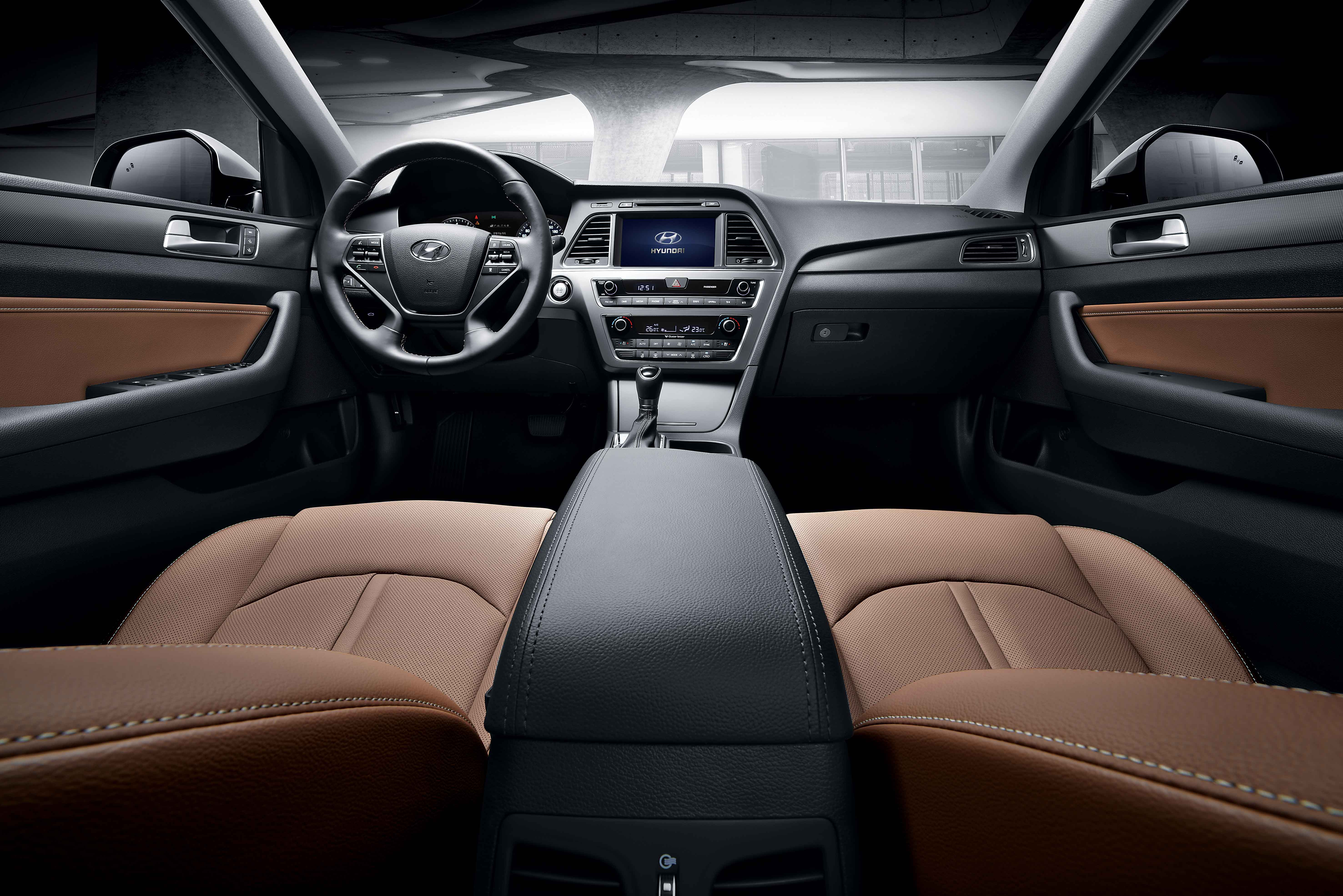 Sonata Hmi Interior Autos Ca