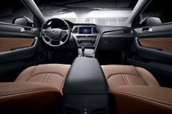 Sonata HMI interior