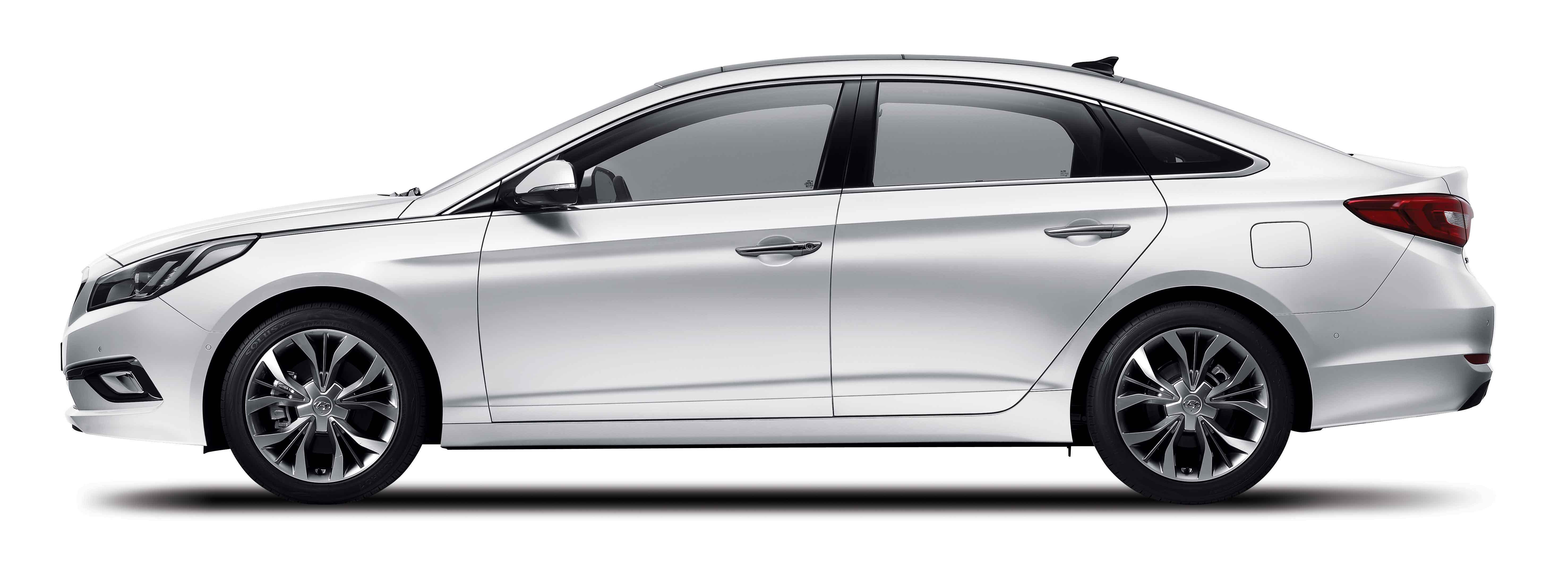 Sonata Side View Autos Ca