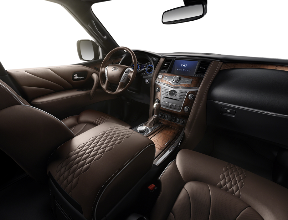 2015 Infiniti QX80 Limited - Autos.ca