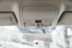 2015 Volkswagen Jetta - Overhead controls and storage