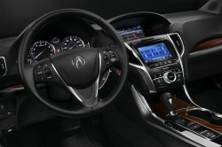 2015 Acura TLX 4-cylinder
