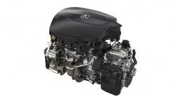 2015 TLX V6 Engine