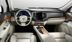 Volvo Reveals All New XC90 Interior general news auto news