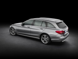 OFFICIAL: 2015 Mercedes Benz C Class Wagon Revealed  general news auto news