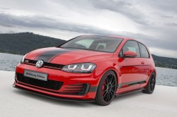 Volkswagen Golf GTI Wolfsburg Edition Shown At Worthersee general news auto news