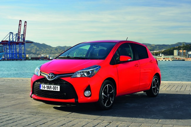 2015 Toyota Yaris CE Priced From $14,545 In Canada general news auto news