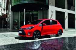 New European Designed, Developed 2015 Toyota Yaris Breaks Cover general news auto news