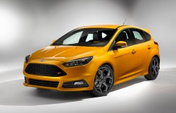 2015 Ford Focus ST Revealed At Goodwood Festival of Speed general news auto news