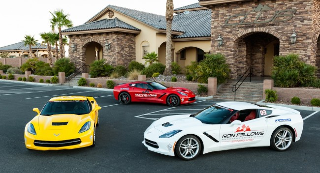 Stingray School Maximizes Corvette Driving Experience