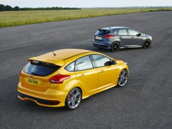 FORBIDDEN FRUIT: Europe Will Get Diesel Ford Focus ST general news auto news
