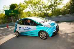 News Feature: Alcoa, Phinergy Show Aluminum Air EV In Montreal general news auto articles auto news