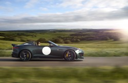 OFFICIAL: Jaguar F TYPE Project 7 Headed For Production general news auto news