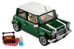 LEGO MINI Cooper Is Cooler Than All Your Other LEGO Cars general news auto news