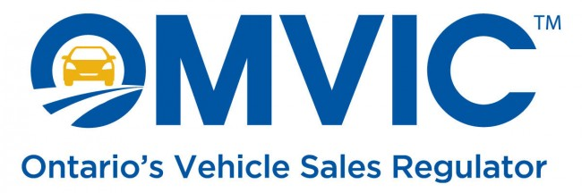 ONTARIO MOTOR VEHICLE INDUSTRY COUNCIL (OMVIC)