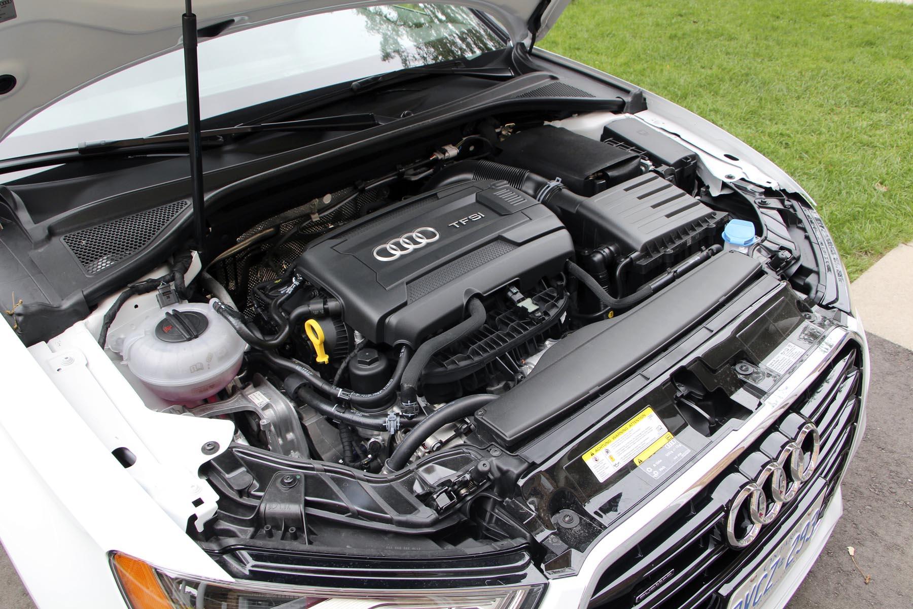 2015 Audi A3 2 0tfsi Technik