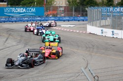 Black Flag: 2014 Honda Indy 2 in T.O. opinion motorsports customization auto articles