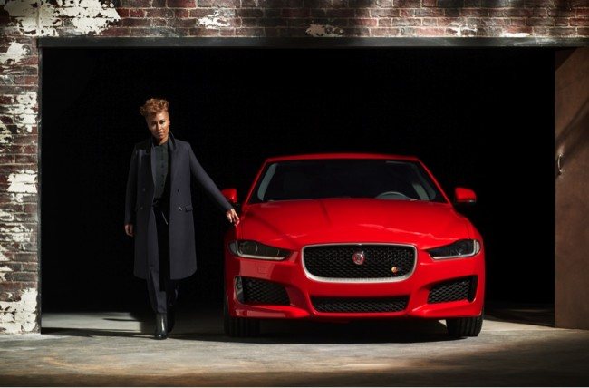 Jaguar Shows First Photo Of Upcoming XE general news auto news
