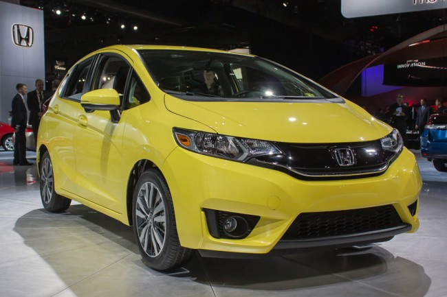 2015 Honda Fit Will Start At $14,495, Available In September general news auto news