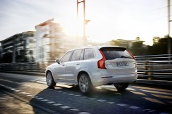 PHOTOS: All-New 2015 Volvo XC90 Is An Aggressively Svelte Swede