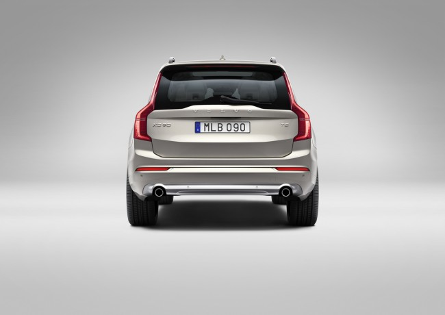 2015 Volvo XC90   Priced, Packaged, With 1,927 Units Waiting To Be Delivered general news auto news