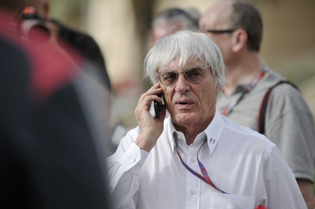 Bernie Ecclestone Pays $100 Million Fine To End Bribery Trial general news auto news