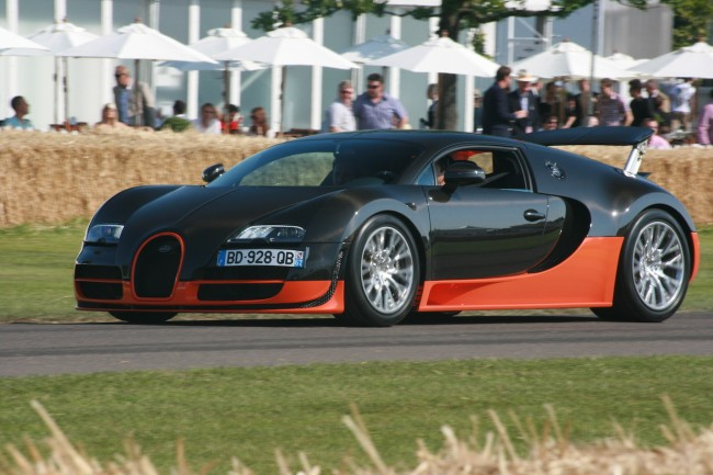 Bugatti Could Build First Production Car To Hit 300 MPH general news auto news