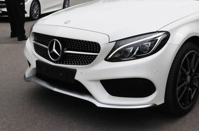 New Stepping Stone Models Coming To Mercedes Benz, Starting With C450 AMG general news car culture auto shows auto news 2015 north american international auto show detroit 2015 auto shows