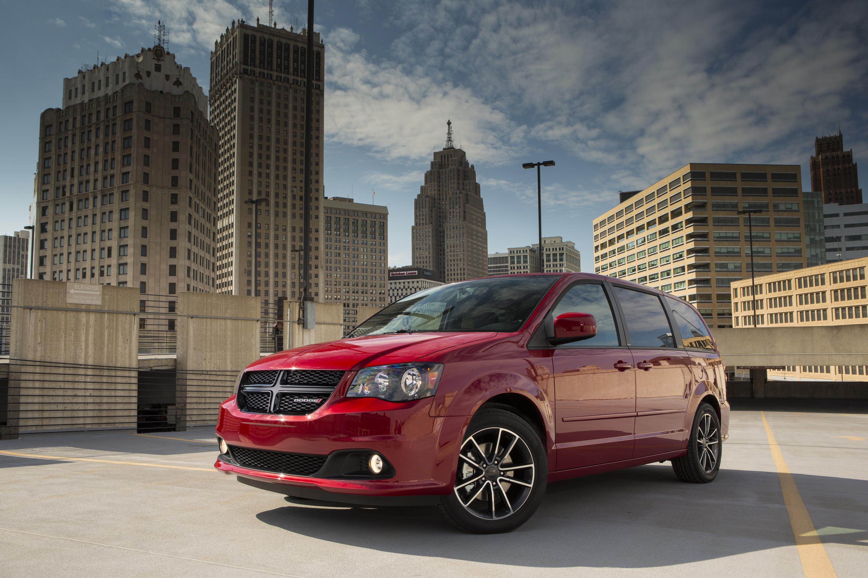 2014 Dodge Grand Caravan SXT Blacktop