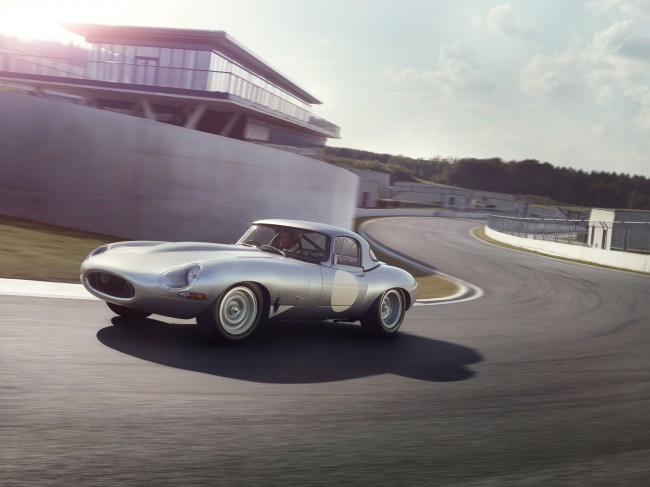 Jaguar Showcases Gorgeous New 1963 E Type Lightweight Prototype [38 Photos] general news auto news