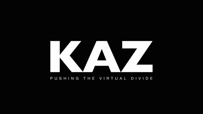 KAZ   Pushing The Virtual Divide Is On YouTube For Free general news auto news