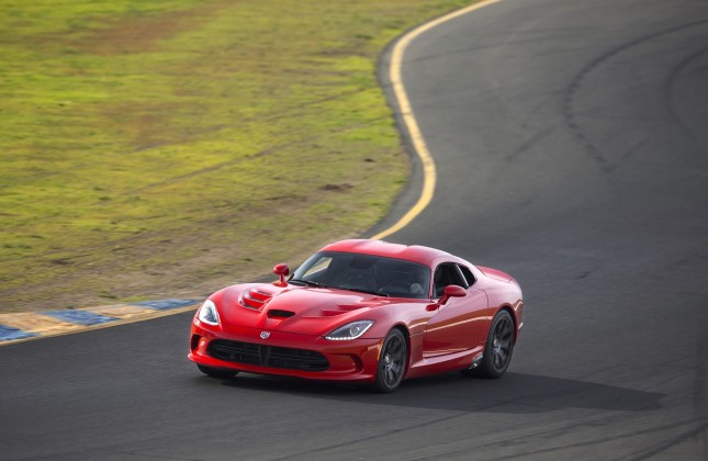 New Quick Spin 2015 Dodge Viper SRT GTS  Autosca