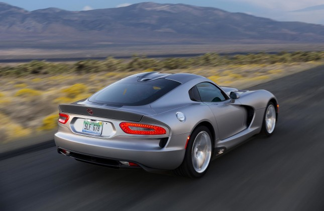 Brilliant Quick Spin 2015 Dodge Viper SRT GTS  Autosca