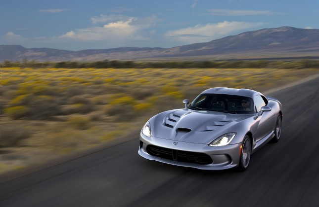 Awesome Quick Spin 2015 Dodge Viper SRT GTS  Autosca