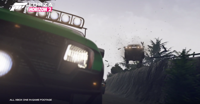 Forza Horizon 2 Trailer Screenshot