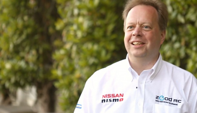 Andy Palmer, Nissans Chief Planning Officer, To Become Aston Martin CEO general news auto news
