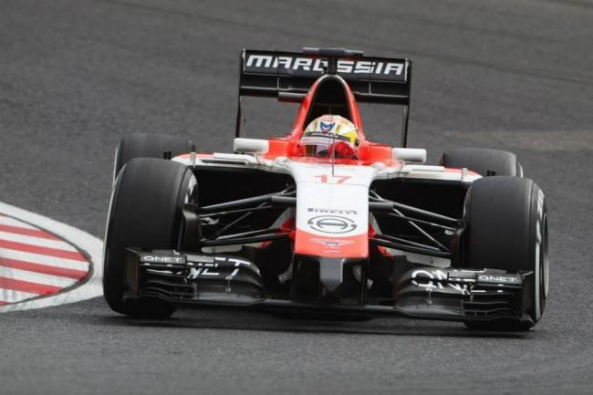 F1-Marussia