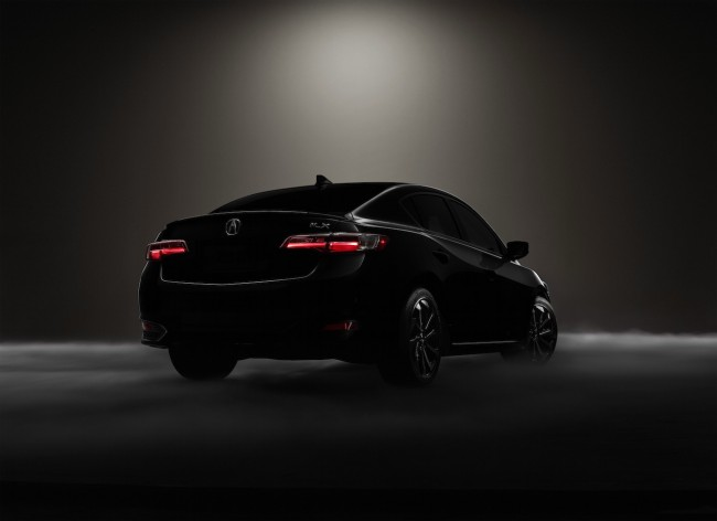 Catch the new 2016 Acura ILX at the 2014 Los Angeles Auto Show