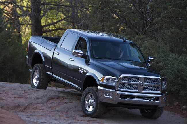 2014 Ram Power Wagon Laramie Crew Cab 4x4