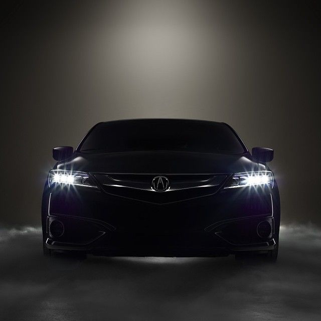 Acura ILX Teaser Front