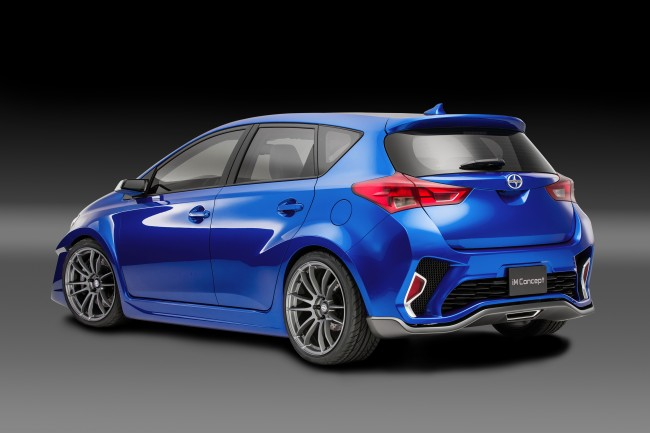 2014_LAAS_Scion_iM_Concept_Rear
