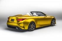 Lexus LF-C2 Concept (RC Convertible)