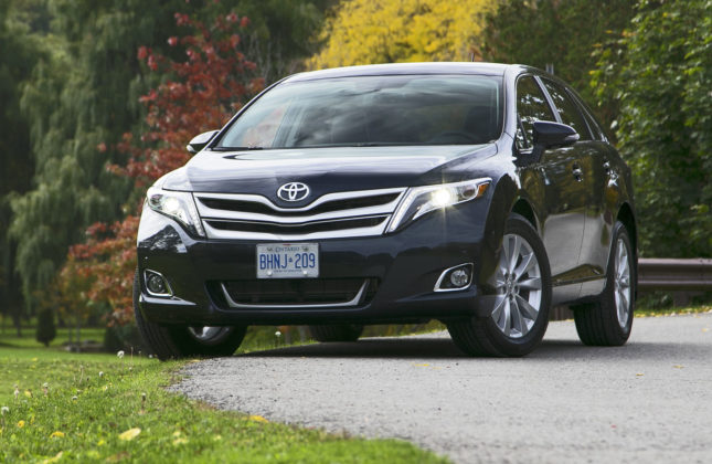 2015 Toyota Venza AWD Limited
