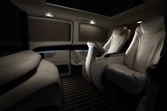 Custom Luxury Van Mission Metris