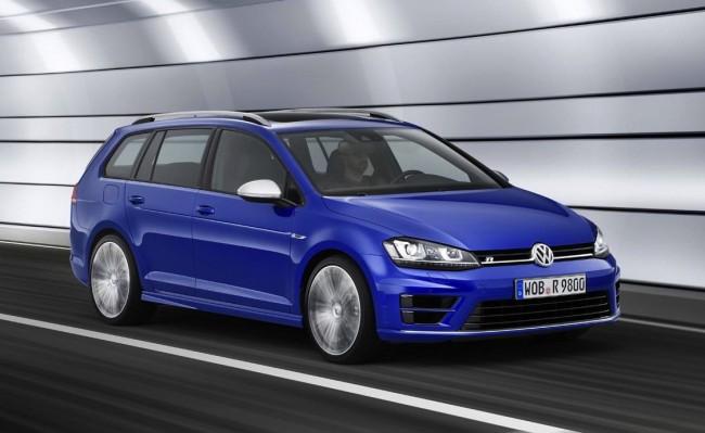 Volkswagen Golf R Sportwagon